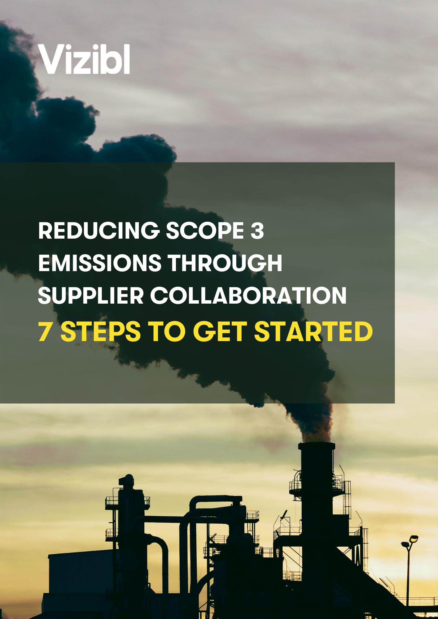 FINAL - 7 Steps Supplier Collaboration Scope 3